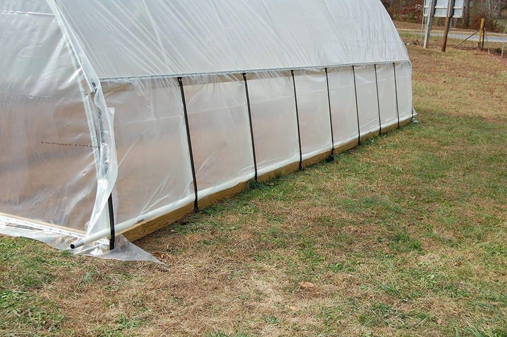 Hoop Greenhouse Best Plastic Sheeting