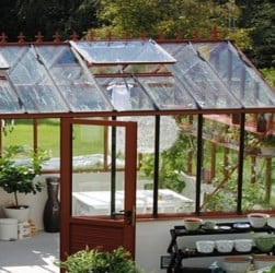 greenhouse ventiliation
