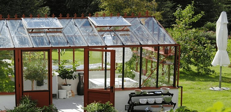 greenhouse ventiliation