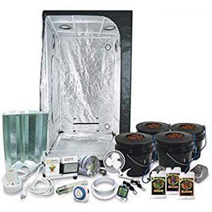 HTG 3x3 Grow Tent Kit