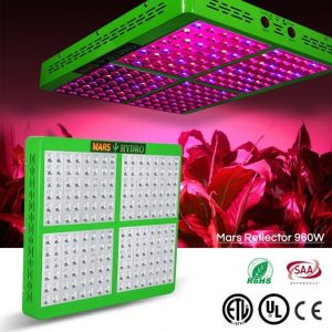 Marshydro Reflector 960W LED Grow Light