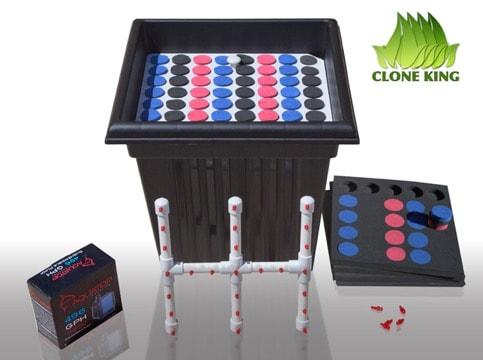 Clone King 64 Site Aeroponic Cloning Machine
