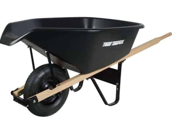 Ames CP6PS Poly Wheelbarrow